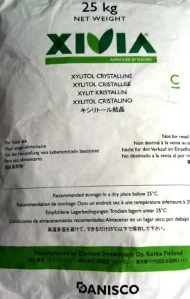 XYLITOL (Birkenzucker) 25kg