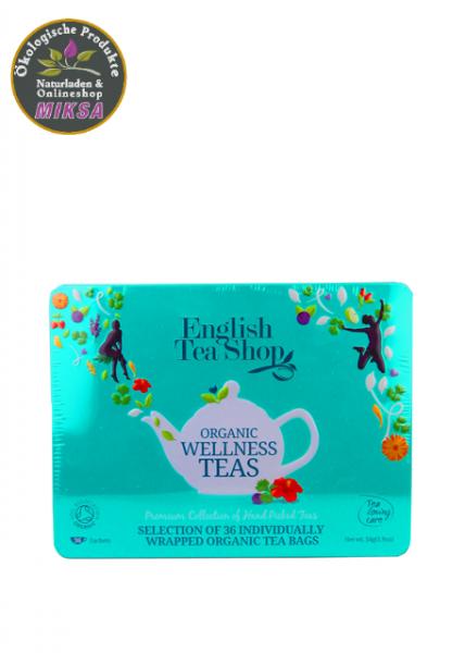 "Tee-Geschenkbox ""Wellness"""