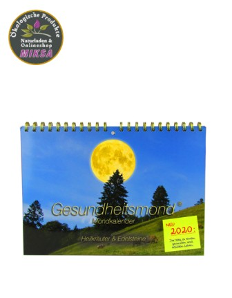 Gesundheitsmond Wandkalender ROMANUS® 2020 (A4)
