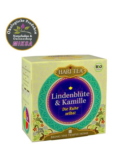Hari Tee - Lindenblüten & Kamille - Die Ruhe selbst
