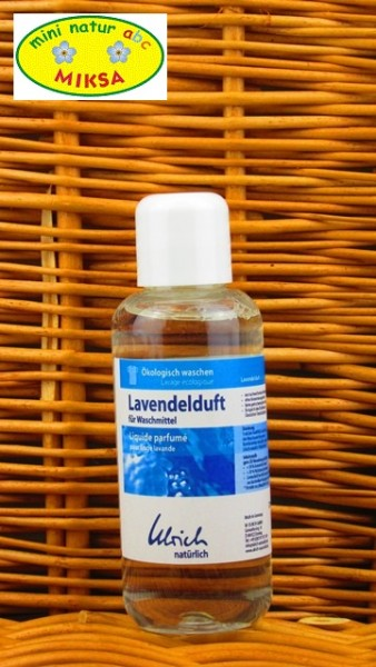 Ulrich natürlich Lavendelduft für Waschmittel