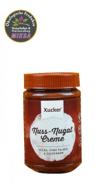 Nuss-Nugat-Creme mit Xylitol, ohne Palmöl