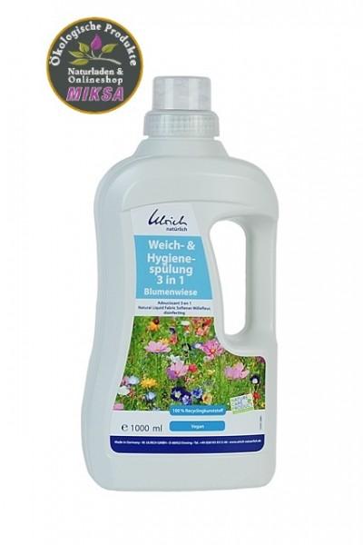 Ulrich natürlich Weich- und Hygienespülung 3-1 Blumenwiese