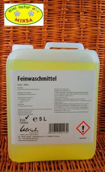 Ulrich natürlich Feinwaschmittel 5l