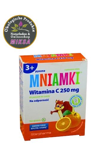 Vitaminium C 250mg