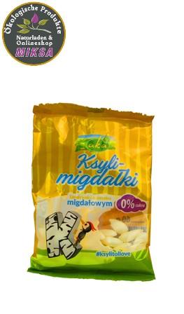 Xyli-Hartbonbons mit Mandelgeschmack