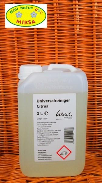 Ulrich natürlich Universalreiniger Citrus 3l