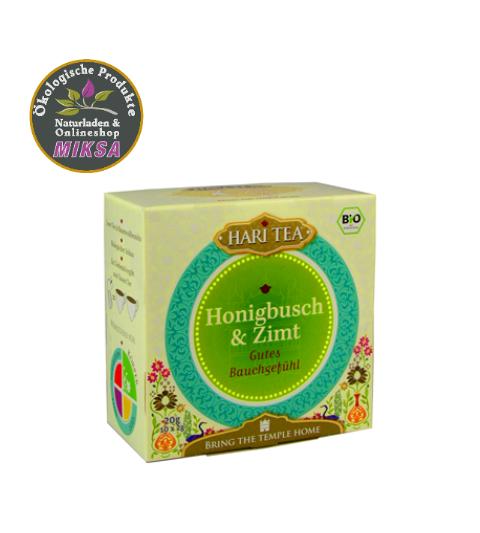 Hari Tee - Honigbusch & Zimt - Gutes Bauchgefühl
