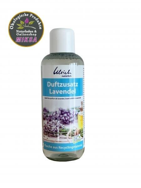 Duftzusatz Lavendel für Waschmittel Ulrich natürlich