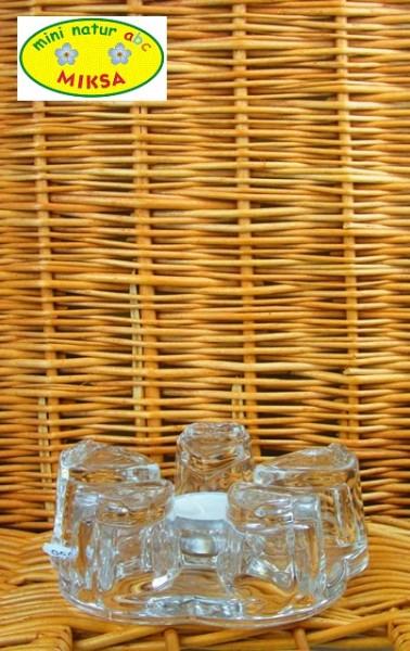 Glas Stövchen