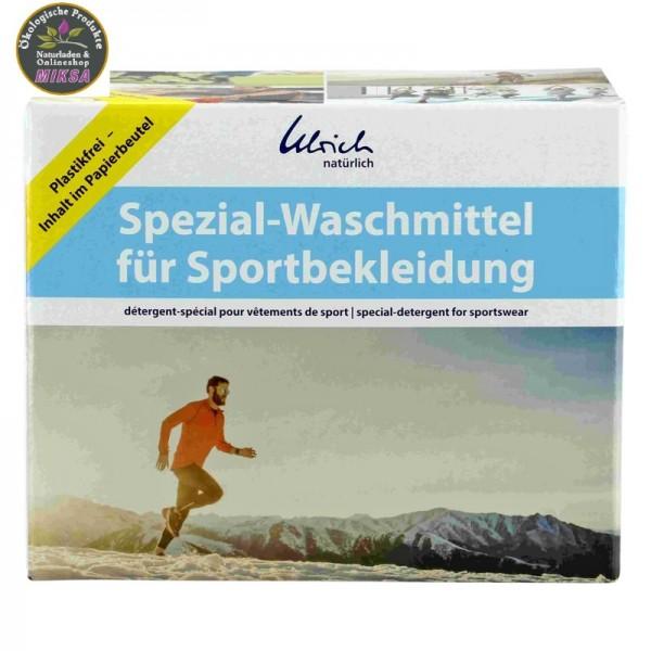 ULRICH natürlich Spezial-Waschmittel für Sportbekleidung 2 kg