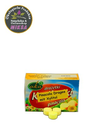 Xylitol- Pinacola –Dragee 0% Zucker