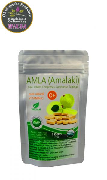 Amla Vitamin-C Tabletten 1000mg