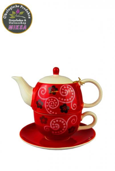 """Tea for One Set """"Marlena"""""""