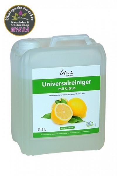 Ulrich natürlich Universalreiniger Citrus 5l