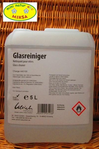 Ulrich natürlich Glasreiniger 5l