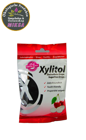 Xylitol Drops Cherry