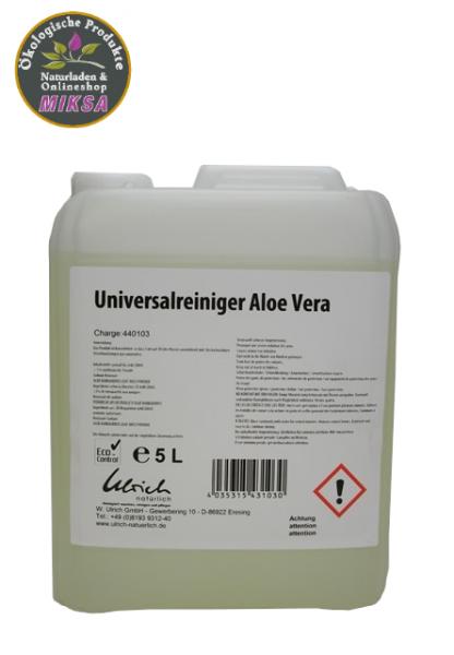 Ulrich natürlich Universalreiniger Aloe Vera 5l