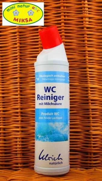 Ulrich natürlich WC-Reiniger mit Milchsäure 750ml