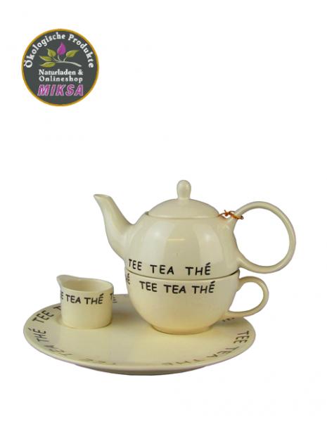 "Tea for One Set ""Navina"""