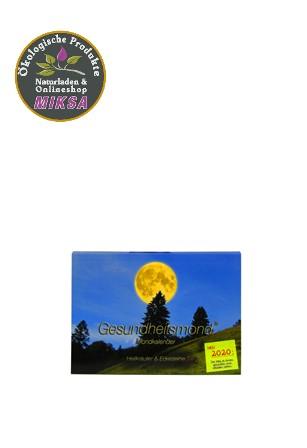 Gesundheitsmond Taschenkalender ROMANUS® 2020 (A6)
