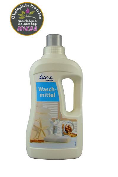 Ulrich natürlich Waschmittel 1l Neue Rezeptur