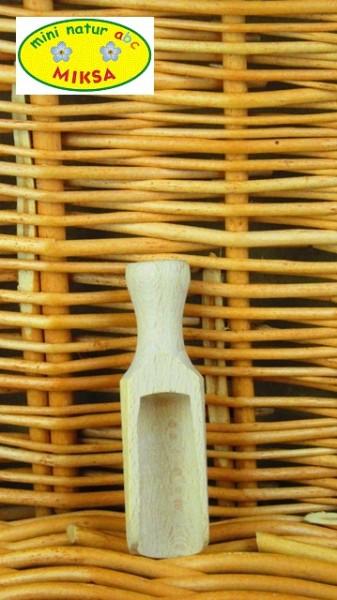 Holzschaufel klein