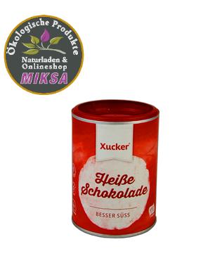 Heiße Schokolade-Pulver mit Xylitol