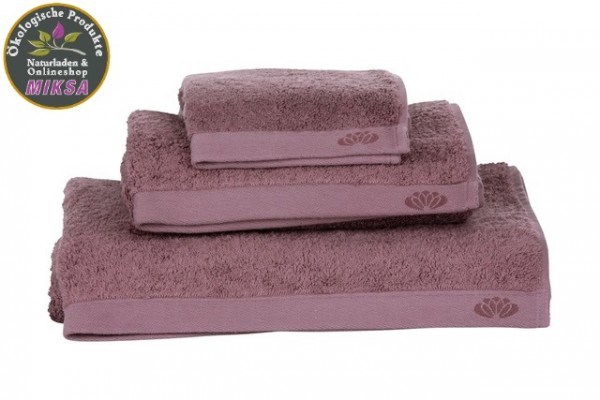 Frottier Tücher Set Antik Rose