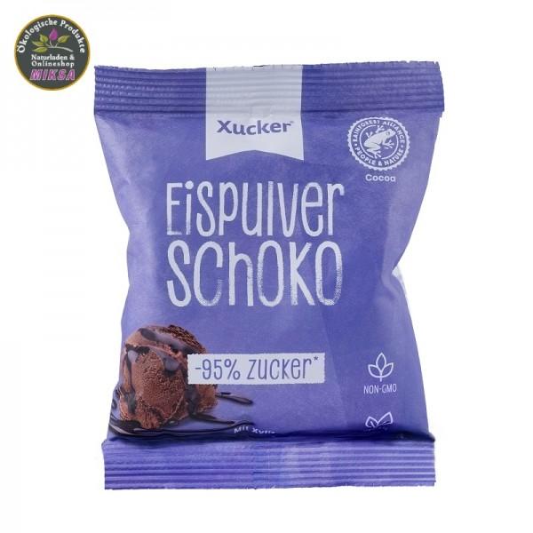 Eispulver Schoko (zuckerarm)