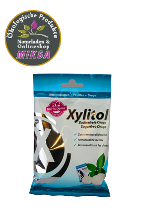 Xylitol Drops Minze