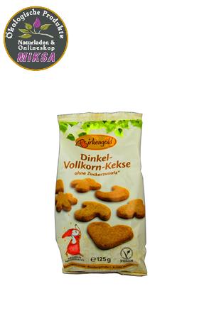 Dinkel-Vollkorn-Kekse mit Xylitol