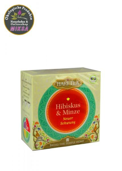 Hari Tee - Hibiskus & Minze - Neuer Schwung