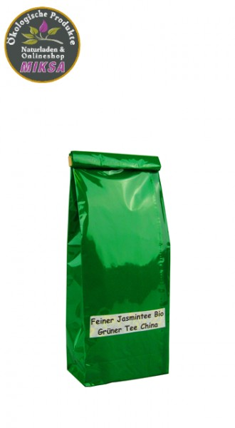 Grüner Tee China k.b.A. Feiner Jasmintee