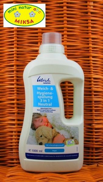 Ulrich natürlich Weich- und Hygienespülung 3-1 neutral