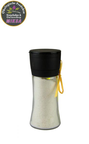 """Original Natur Kristallsalz in Gewürzmühle """"Gourmet"""""""
