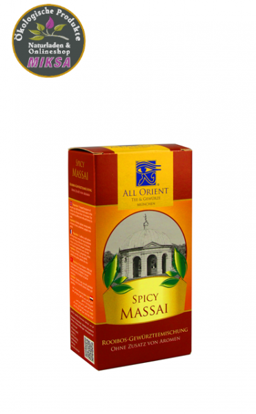 Spicy Massai Tee