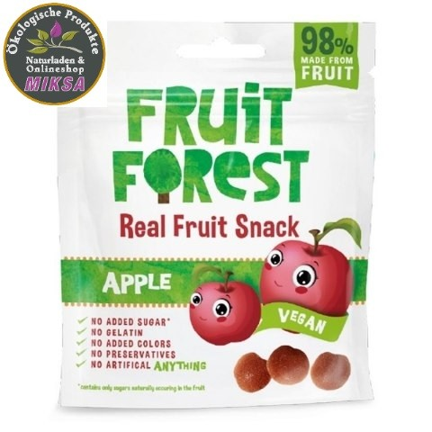 Real Fruit Snack Apple