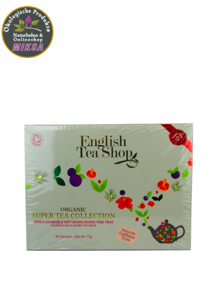 Tee-Geschenkbox-Super Collection