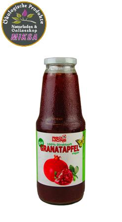 Granatapfelsaft Bio