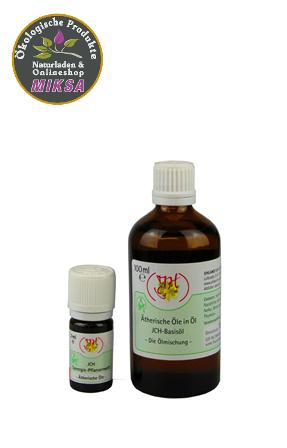 JCH-Öl ätherisches Basisöl 100 ml & Synergie Pflanzenwelt 3ml