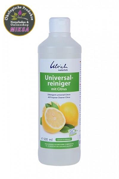 Ulrich natürlich Universalreiniger Citrus 500ml