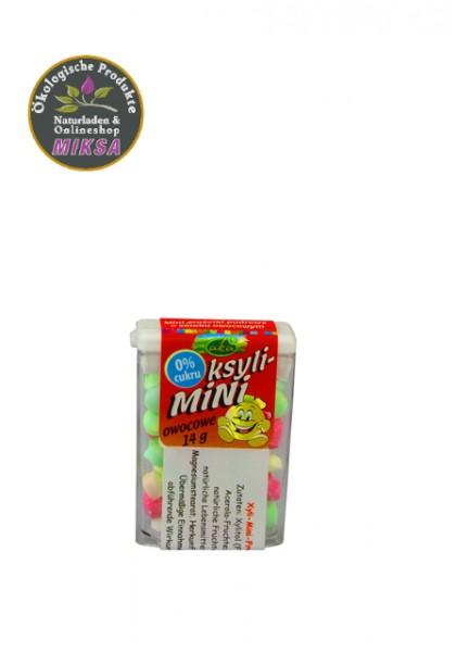 Xyli-Mini-Dragee-Fruchtig
