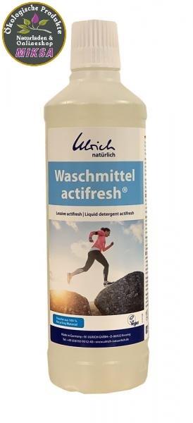 Ulrich natürlich Waschmittel actifresh 500ml