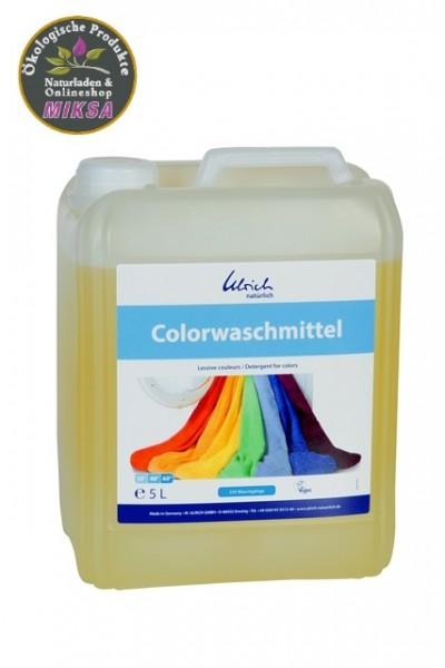 Ulrich natürlich Colorwaschmittel 5l