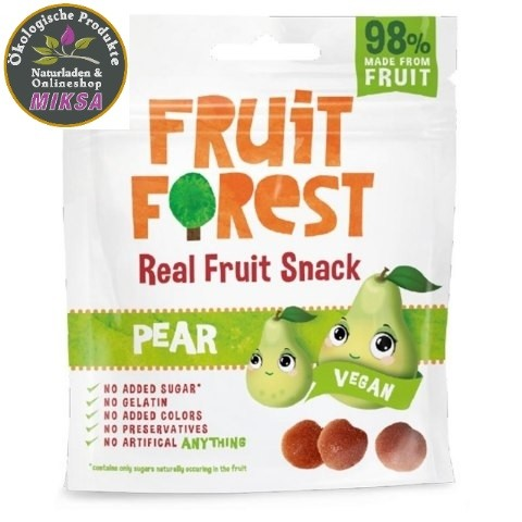 Real Fruit Snack Pear