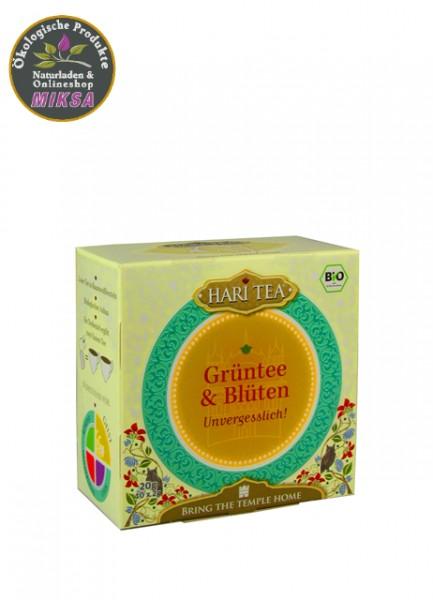 Hari Tee - Grüntee & Blüten - Unvergesslich