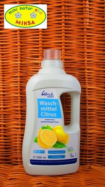 Ulrich natürlich Waschmittel Citrus 1l