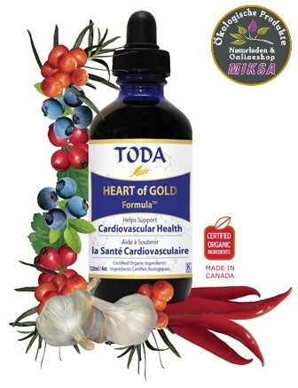 TODA- HEART of GOLD Formula™