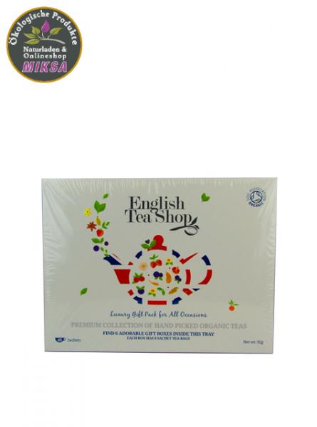 Tee-Geschenkbox Royal